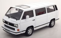 KK Scale Volkswagen Bus T3 Whitestar 1993  1:18
